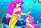 Mermaid Mom Magic World