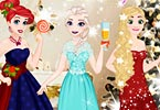 Princess Disney Glittery Party