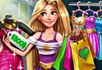 Rapunzel Realife Shopping