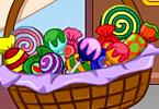 لعبة إختبار الحلوى