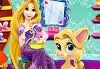 Rapunzel Cat Care