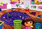 Dora Room Clean Up
