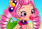 Shopkins Shoppies Bubbleisha