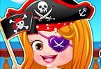 Baby Hazel Pirates Dressup
