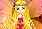 Fairy Barbie Dress Design
