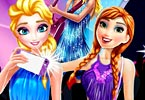 Frozen Princesses Facebook Event