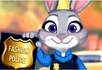 Zootopia Fashion Police