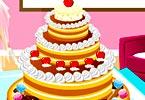 Cinderellas Wedding Cake