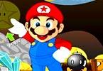 لعبة ماريو في المناجم