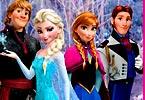 Princesses 35 Differences