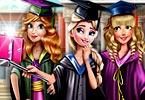 Disney Graduation Selfie