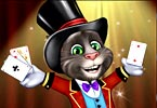 Magician Talking Tom