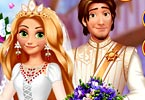Rapunzel Medieval Wedding