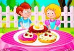 Fluffy Cake Doughnuts