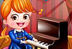 Baby Hazel Musician Dressup