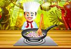 Cooking Baked Denver Omelet