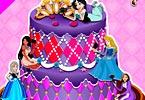 Princess Selfie Cake