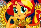 Legend of Everfree Sunset Shimmer