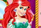 Strikingly Beautiful Princess Ariel