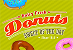 Dairy Fresh Donuts