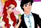 Disney Princesses Double Wedding