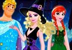 Frozen Team Halloween