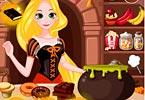 Rapunzels Halloween Snacks