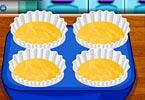 LadyBug Cooking Cupcakes