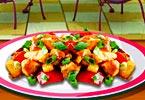 Sweet Pepper Chicken