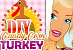 DIY Candy Corn Turkey