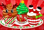Adorable Christmas Cupcakes