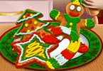 Princess Christmas Cookies
