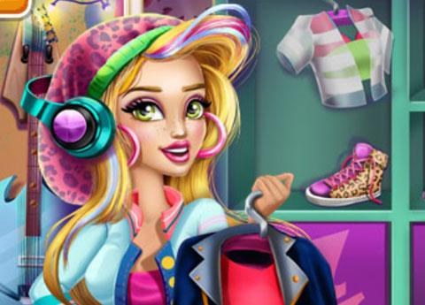 Gwens Holiday Closet