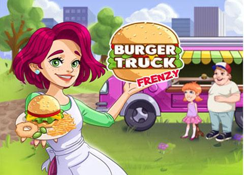 Burger Truck Frenzy USA