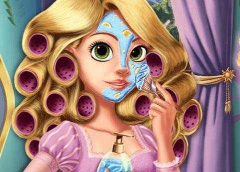 Blonde Princess Real Makeover