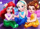 Toddler Princesses Slumber Party
