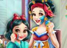 Snow White Mommy Real Makeover