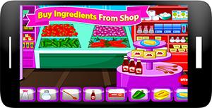 Pizza Maker - Cooking Games Screenshot 5