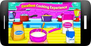 Gelato Passion - Cooking Games Screenshot 5