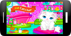 Cat Caring and Makeover Screenshot 6