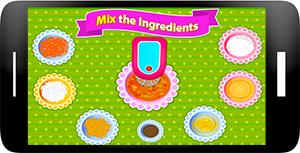 Carrot Cupcakes - Coking Games Screenshot 2