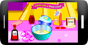 Bake Cupcakes - Cooking Games Screenshot 6