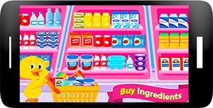 Fruit Tart - Cooking Games Screenshot 2