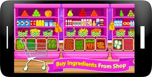 Gelato Passion - Cooking Games Screenshot 2
