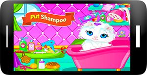 Cat Caring and Makeover Screenshot 4