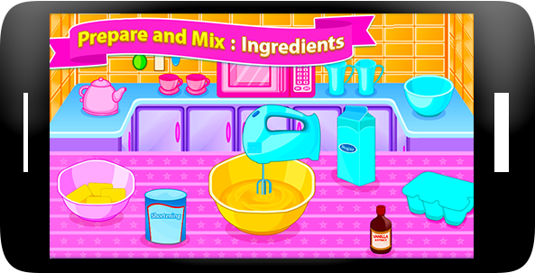 Sweet Cookies - Game for Girls
