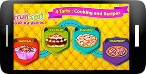 Fruit Tart - Cooking Games Screenshot 1