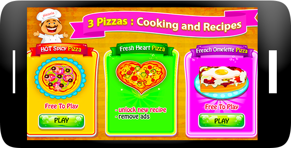 Pizza Maker - Cooking Games