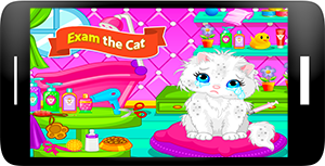 Cat Caring and Makeover Screenshot 5