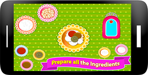 Carrot Cupcakes - Coking Games Screenshot 1